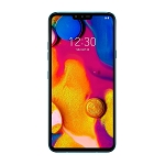 LG V40 ThinQ 64GB 6GB RAM Single SIM (Unlocked for all UK networks) - Moroccan Blue