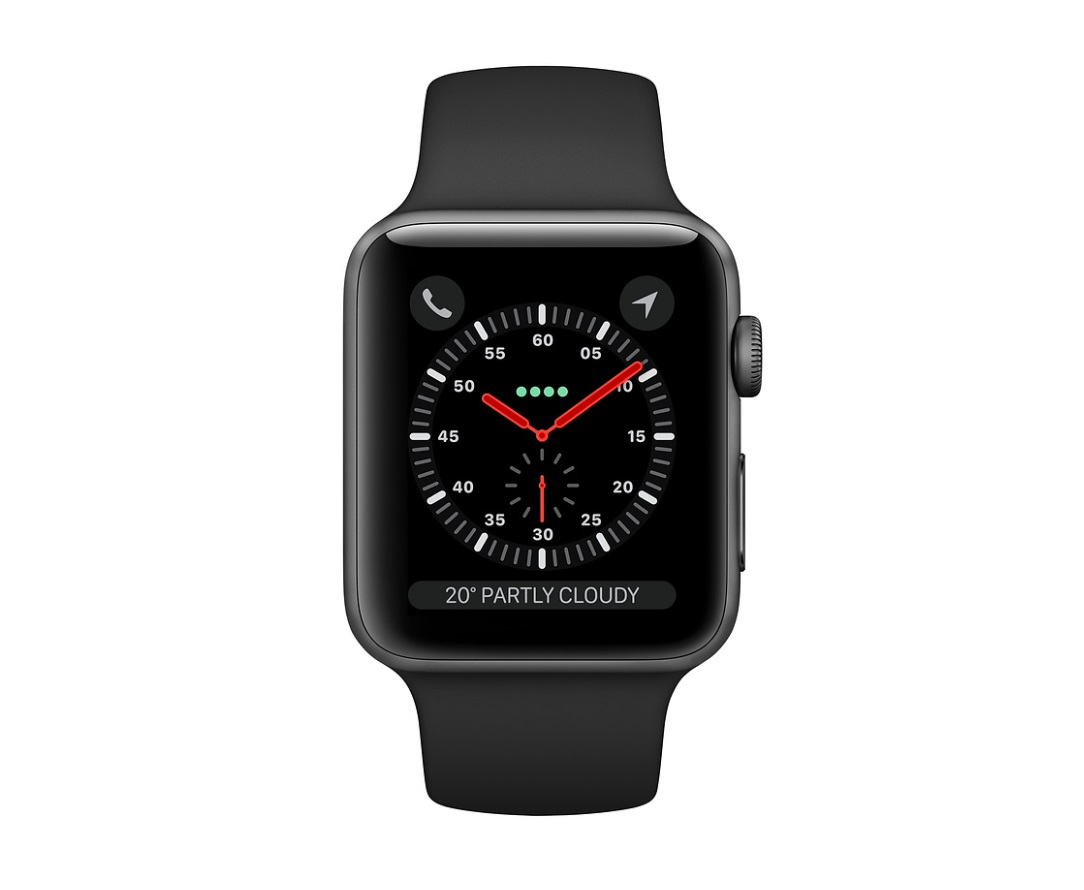 GPS + Cellular, 38mm Space Grey