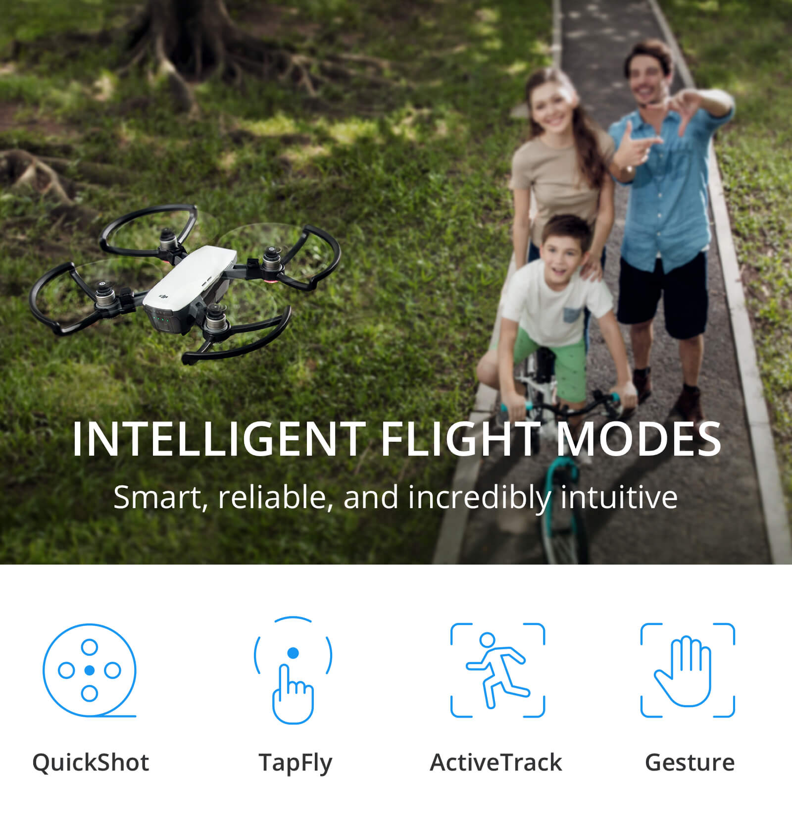 Dji Spark Fly More Combo Sky Blue Whats In The Box