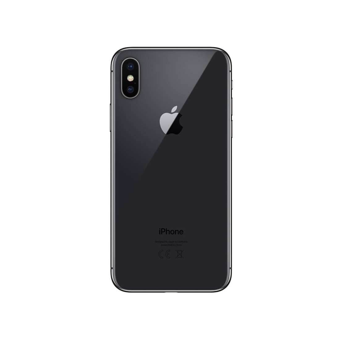 apple iphone x 64gb unlocked for all uk networks space grey. Black Bedroom Furniture Sets. Home Design Ideas
