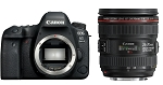 Canon EOS 6D Mark II with 24-70mm f4L IS USM