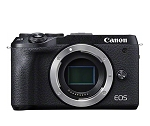 Canon EOS M6 Mark II Body - Black