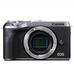 Canon EOS M6 Mark II Body - Silver