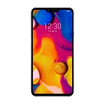 LG V40 ThinQ 128GB 6GB RAM Single SIM (Unlocked for all UK networks) - Platinum Gray