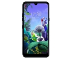 LG Q60 64GB Dual SIM (Unlocked for all UK Networks) - Aurora Black