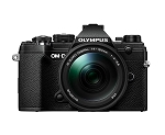 Olympus OM-D E-M5 Mark III Black with 14-150mm Lens