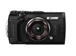 Olympus TG-6 Tough Camera - Black