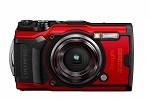 Olympus TG-6 Tough Camera - Red