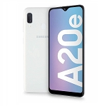Samsung A202 Galaxy A20e 32GB Dual SIM (Unlocked for all UK networks) - White