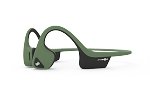 Aftershokz Trekz Air AS650 Bone Conduction Wireless Headphones - Forest Green