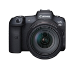 Canon EOS R5 with RF 24-105mm f/4L IS USM
