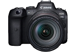 Canon EOS R6 with RF 24-105mm f/4L IS USM