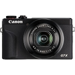 Canon PowerShot G7 X Mark III - Black