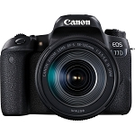 Canon EOS 77D Digital SLR with 18-135mm IS USM Lens