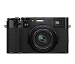 Fujifilm X100V Mirrorless Digital Camera - Black