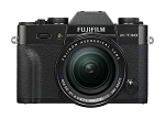 Fujifilm X-T30 Body - Black with XF18-55mm Lens