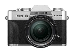 Fujifilm X-T30 Body - Silver with XF18-55mm Lens