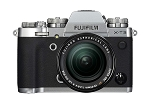 Fujifilm X-T3 Body - Silver with XF18-55mm Lens