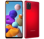 Samsung Galaxy A21s (2020) A217 32GB 3GB RAM Dual SIM (Unlocked for all UK networks) - Red