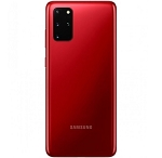 Samsung Galaxy S20 Plus G985 4G 128GB 8GB RAM Dual SIM (Unlocked for all UK networks) - Aura Red