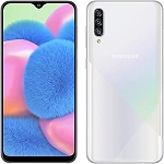 Samsung A307 Galaxy A30s 64GB 4GB RAM Dual SIM (Unlocked for all UK networks) - Prism Crush White