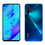 Huawei Nova 5T 4G 128GB 6GB RAM Dual SIM (Unlocked for all UK networks) - Crush Blue