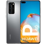 Huawei P40 5G 128GB 8GB RAM Dual SIM (Unlocked for all UK networks) - Silver Frost