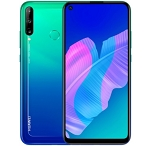 Huawei P40 lite E 4G 64GB 4GB RAM Dual SIM (Unlocked for all UK networks) - Aurora Blue