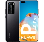 Huawei P40 PRO 5G 256GB 8GB RAM Dual SIM (Unlocked for all UK networks) - Black