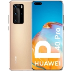 Huawei P40 PRO 5G 256GB 8GB RAM Dual SIM (Unlocked for all UK networks) - Blush Gold