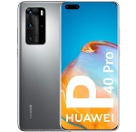 Huawei P40 PRO 5G 256GB 8GB RAM Dual SIM (Unlocked for all UK networks) - Silver Frost