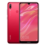 Huawei Y7 (2019) 32GB 3GB RAM Dual SIM (Unlocked for all UK networks) - Coral Red