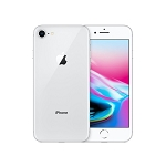 Apple iPhone 8 64GB (Unlocked for all UK networks) - Silver