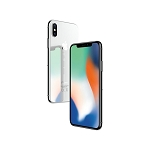 Apple iPhone X 64GB (Unlocked for all UK networks) - Silver