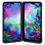 LG G8X ThinQ 128GB Dual SIM (Unlocked for all UK networks) - Aurora Black