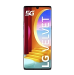 LG Velvet 5G 128GB 6GB RAM Single SIM (Unlocked for all UK networks) - Aurora Grey