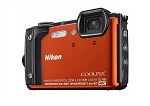 Nikon Coolpix W300 - Orange