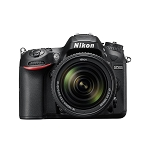 Nikon D7200 Digital SLR Camera with 18-140mm VR Lens