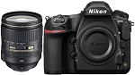 Nikon D850 Digital SLR with 24-120mm VR Lens