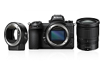 Nikon Z7 FX-Format Mirrorless Camera with Z 24-70mm f4 S and FTZ Adapter