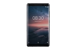 Nokia 8 Sirocco 128GB Single SIM (Unlocked for all UK networks) - Black