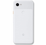 Google Pixel 3a 64GB 4GB RAM (Unlocked for all UK networks) - Clearly White