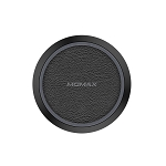 Momax Q.Pad Wireless Charger (iPhone X/8 Plus/8/Samsung S8+/S8/Note 8) - Black
