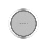 Momax Q.Pad Wireless Charger (for Qi-compatible devices) - White