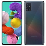 Samsung A515 Galaxy A51 128GB 6GB RAM Dual SIM (Unlocked for all UK networks) - Prism Crush Black