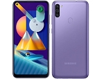 Samsung Galaxy M11 M115 32GB 3GB RAM Dual SIM (Unlocked for all UK networks) - Violet