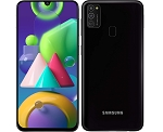 Samsung Galaxy M21 64GB 4GB RAM Dual SIM (Unlocked for all UK networks) - Raven Black