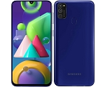 Samsung Galaxy M21 64GB 4GB RAM Dual SIM (Unlocked for all UK networks) - Midnight Blue