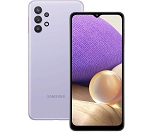 Samsung Galaxy A32 (2021) A325 4G LTE 128GB 4GB RAM Dual SIM (Unlocked to all UK network) - Awesome Violet