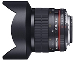 Samyang 14mm f2.8 ED AS IF UMC Lens - Canon Fit